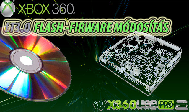 XBOX360 LT3.0 FLASH