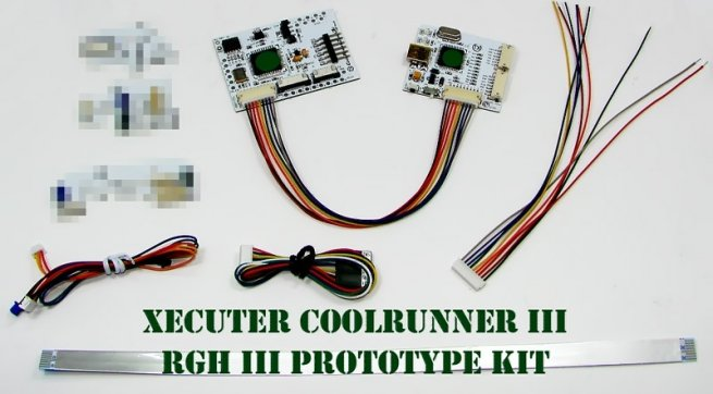XECUTER COOLRUNNER III